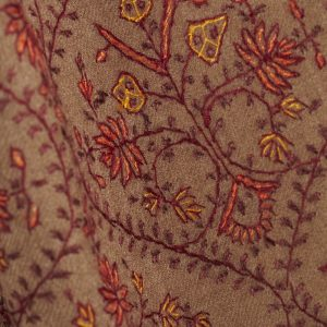 Cashmere Indian Blooms And Trellis Detail WebRes