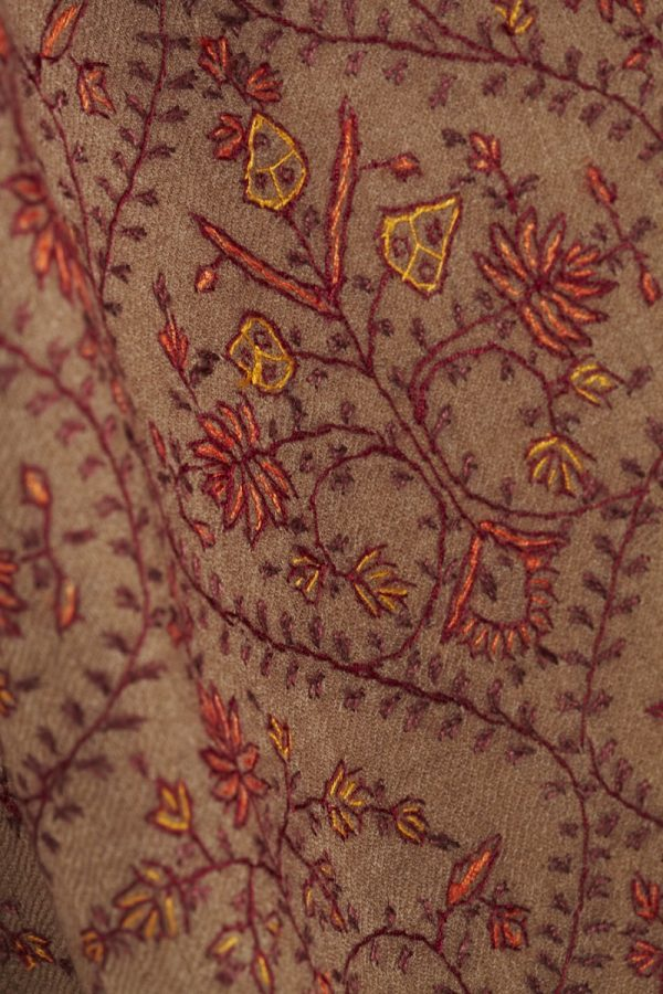 Cashmere Indian Blooms and Trellis detail_WebRes
