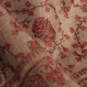 Cashmere Indian Lotus Blooms Detail WebRes