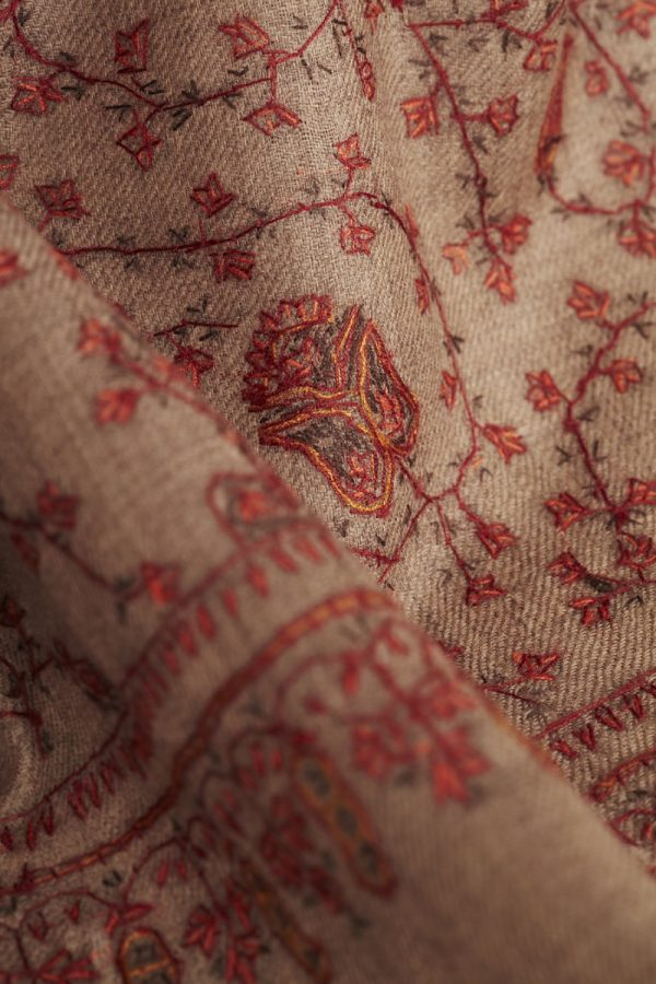 Cashmere Indian Lotus Blooms_detail_WebRes