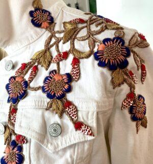 Customised Jacket